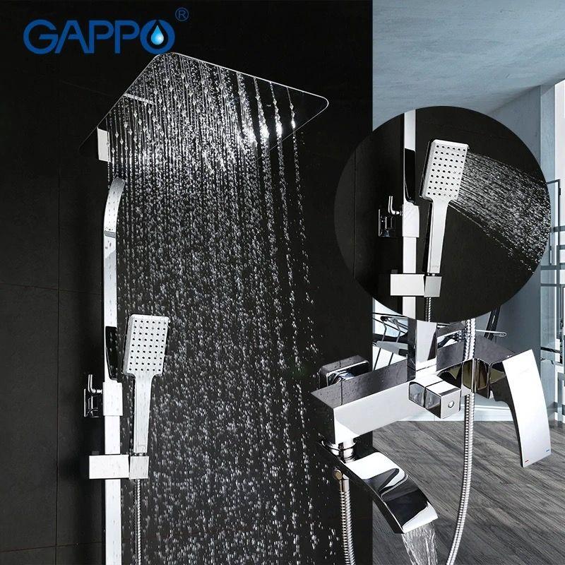 Gappo G2407 Душевая система