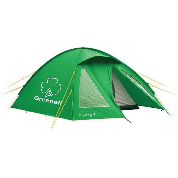 Палатка  NovaTour  Керри 2 v.2 Зеленая