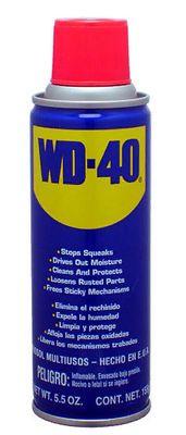 Жидкий ключ WD40 100 мл