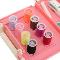 Компактный складной набор для шитья Super Mini Sewing Box (3)