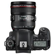 Canon EOS 6D Mark II Kit 24-70mm f/4L IS USM (Canon)