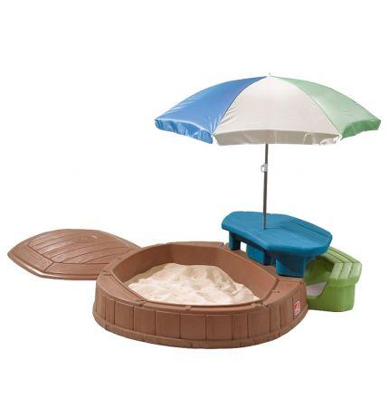 Песочница Step2 Со столиком 843700