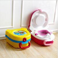 Портативный складной детский горшок-чемоданчик The Handy Potty (1)
