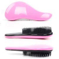Щётка для распутывания волос Detangler, цвет светло-розовый (2)