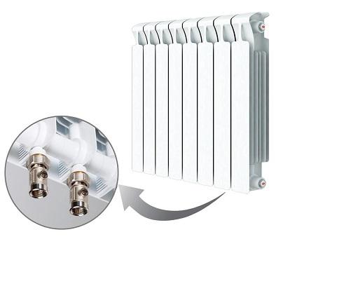 VC Радиатор биметаллический CS 500 10 секции