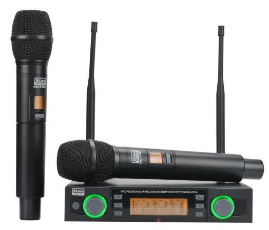 XLINE MD-272A Радиосистема 2 микрофона