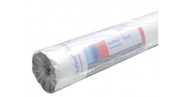 Пленка гидроизоляционная ветрозащитная Tyvek Housewrap (1.5*50 м)