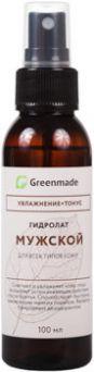 ГринМейд - Гидролат Мужской, для всех типов кожи
