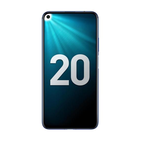 Honor 20 128 ГБ (синий)