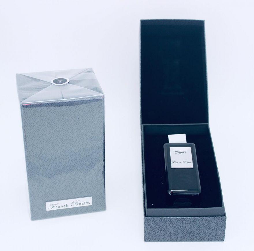 """Парфюмерная вода Franck Boclet """"Sugar"""", 100ml - подарочная упаковка"""