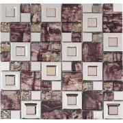 Мозаика MC221MLA Primacolore 30x30 (2,3x2,3+4,8x4,8)(8pcs)