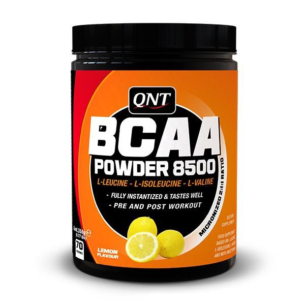 BCAA 8500 от QNT 350 гр 70 порций