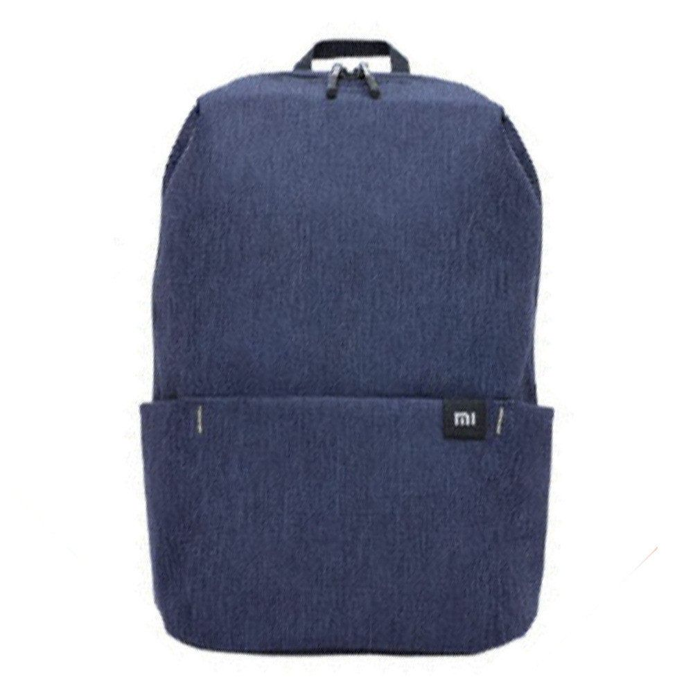 Рюкзак Xiaomi Mi Colorful Mini 10 Backpack (Dark blue /Темно-синий)