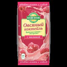 Коктейль овсяный МАЛИНА 25 г
