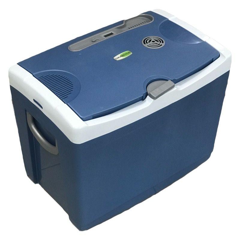 Автомобильный холодильник от прикуривателя и 220 В GioStyle OLE 40 л (2101102)