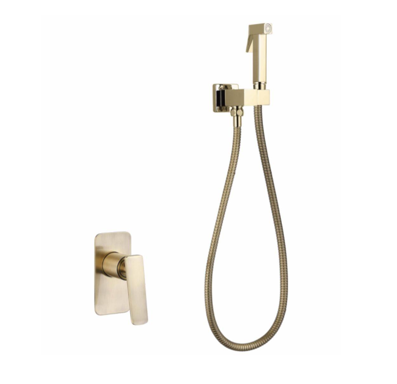 Faop A7203-4 Встроенный гигиенический душ (бронза)