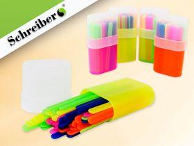 Счётные палочки пластиковые, 50шт. Цветные. РФ (арт. S 99311)
