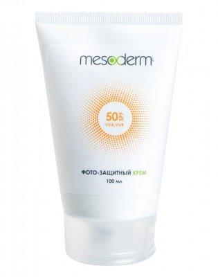 Фотозащитный крем MESODERM SPF50, 100 мл