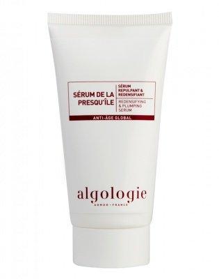 Укрепляющая сыворотка с эффектом филлера 50 мл. Algologie