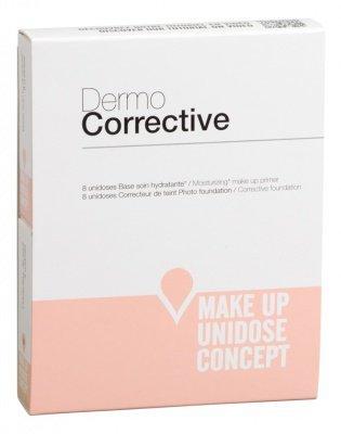 Набор увлажняющая крем-база/тональный корректор оттенок Golden porcelain №02 Dermo Corrective duo
