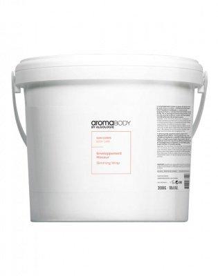 Обертывание с гуараной и кофеином для коррекции фигуры Slimming Wrap, Algologie, 3 кг.