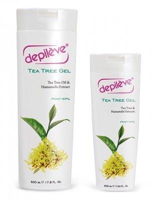 Гель чайного дерева TEA TREE GEL, 500 мл. Depileve