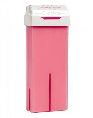 Воск розовый в картридже, 100 мл. Cristaline NG