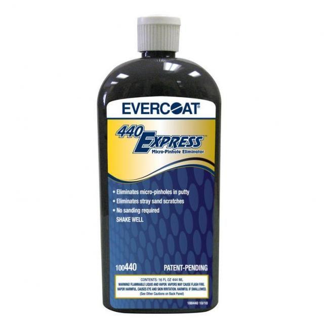 EVERCOAT Express Средство для устранения пор, 473мл.
