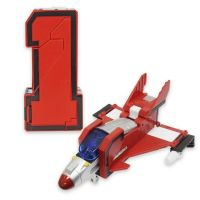 1 Трансбот  самолёт истребитель Разведчик или цифра один