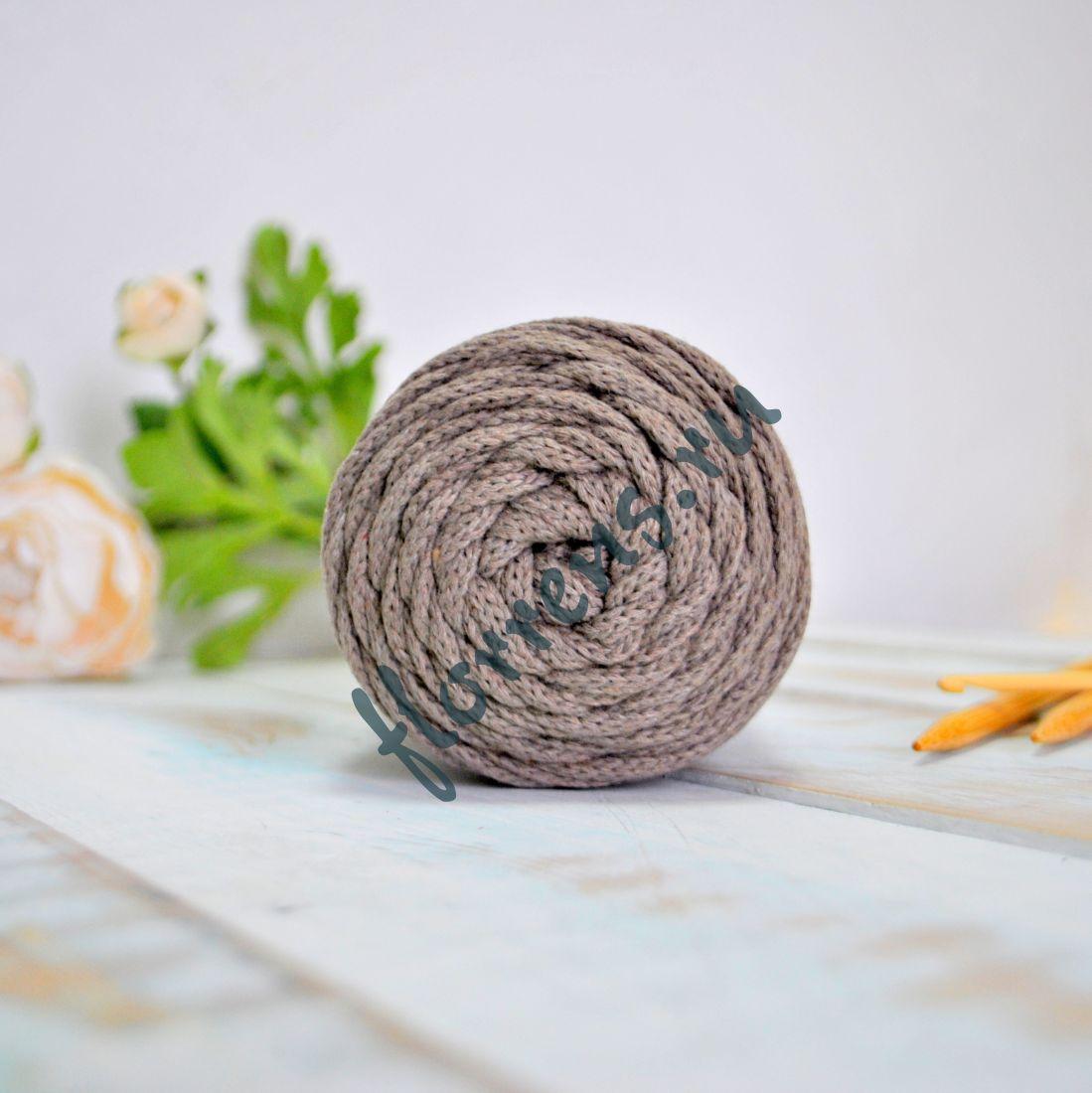 Шнур для вязания / мокко