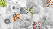 Dec Mosaic Baccara Декор КВС16MosaicBaccara 25х45