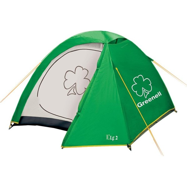 Палатка  NovaTour  Эльф 2 V3 Зеленый