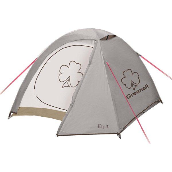 Палатка  NovaTour  Эльф 2 V3 Коричневый