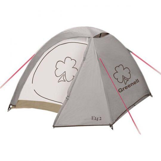 Палатка  NovaTour  Эльф 3 V3 Коричневый