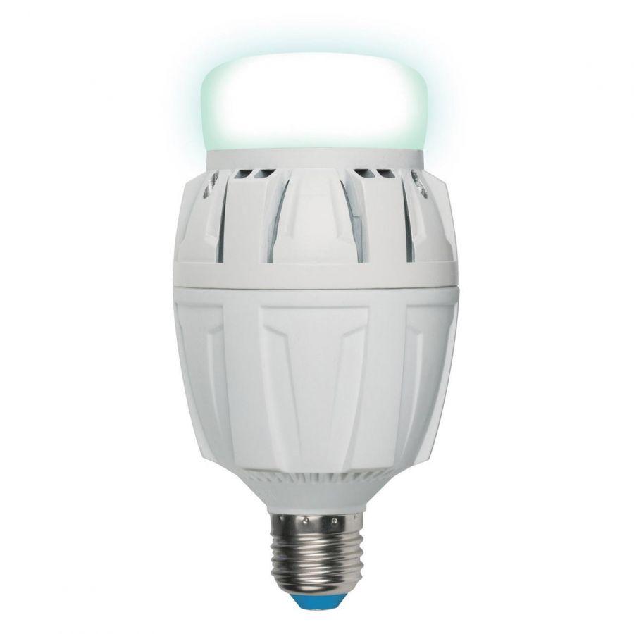 Лампа LED сверхмощная (09508) Uniel E27 100W (1000W) Uniel 6500K LED-M88-100W/DW/E27/FR ALV01WH
