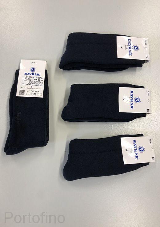 7035 Носки для мальчика (махровые) Baykar