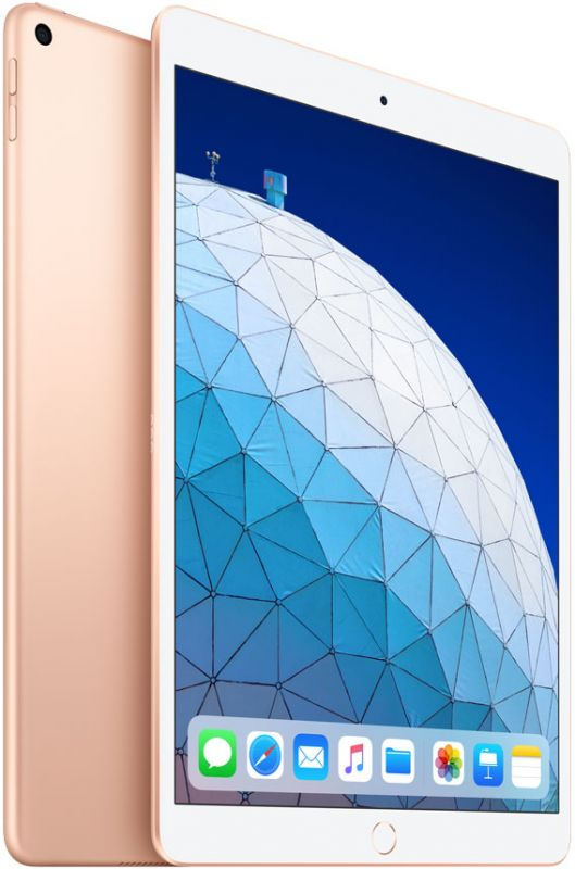 Apple iPad Air 2019 256Gb 4G Wi-Fi + Cellular Gold (MV0Q2RU/A)
