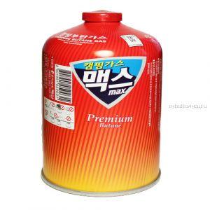 Газ Мах 450 гр. Премиум. Корея (Артикул: G-004 )