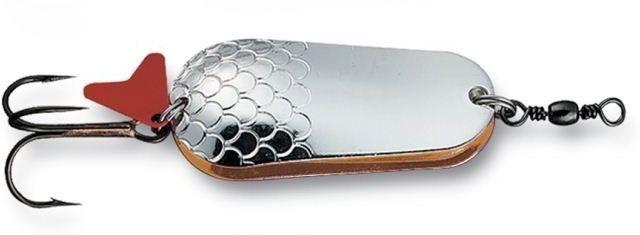 Блесна Effzett Twin Silver/Copper