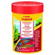 SERA Грануред гранулы для плотоядных цихлид (100 мл)