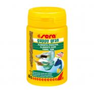 SERA Гуппи Гран Корм для гуппи и других живородящих рыб (100 мл)