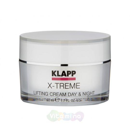 Klapp Крем-лифтинг день ночь X-Treme Lifting Cream Day & Night, 50 мл