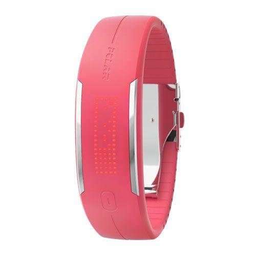 Трекер активности POLAR Loop 2, розовый