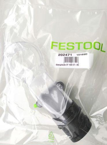 Вытяжной кожух OF 1400 EBQ 230V FESTOOL, 202471