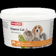 Beaphar Vitamin Cal Кормовая добавка для кошек, собак, грызунов и птиц (250 г)