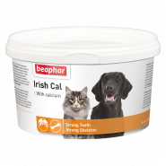 Beaphar Irish Cal Минеральная смесь для беременных и кормящих собак и кошек (250 г)