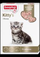 Beaphar Kittys junior Золотая серия Кормовая добавка для котят (75 табл)