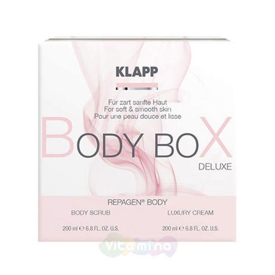 """Klapp Набор для ухода за телом """"Deluxe"""" Repagen Body"""