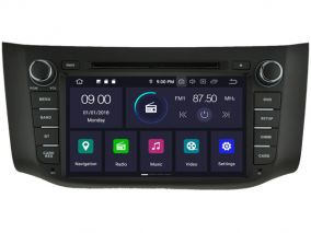 Witson Nissan Sylphy 2012-2019 (W2-RV5385)