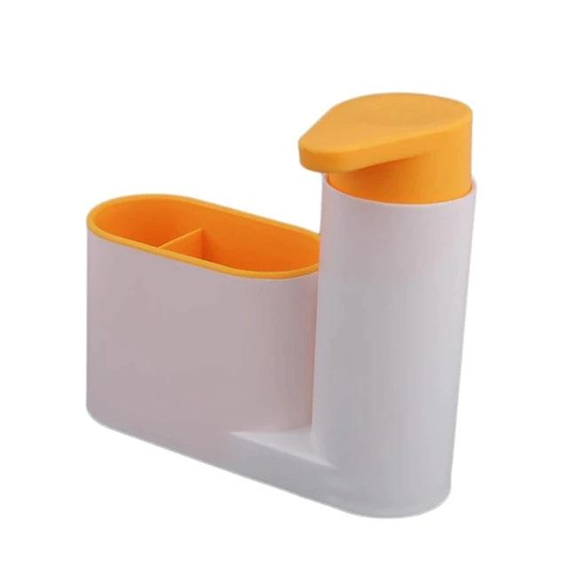 Органайзер для раковины SINK TIDY SEY, 2 предмета, цвет оранжевый